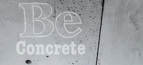 Beconcrete Ideal Work Belgium