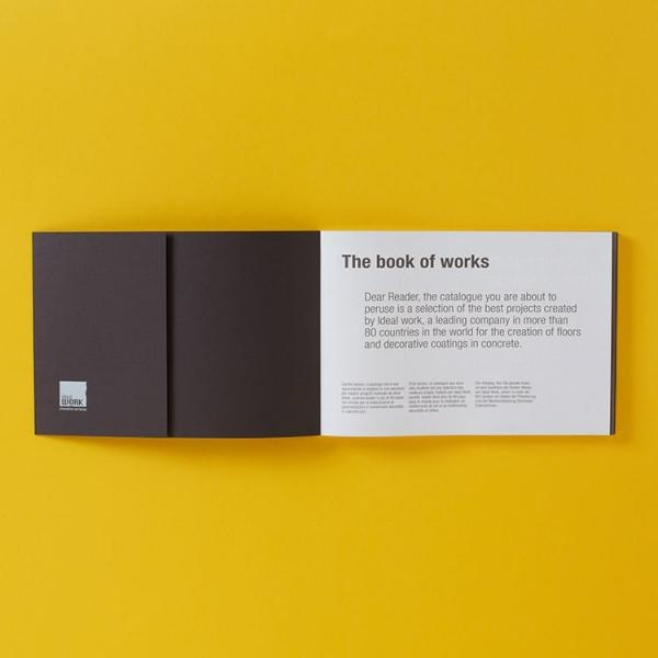 Book of works beconcrete